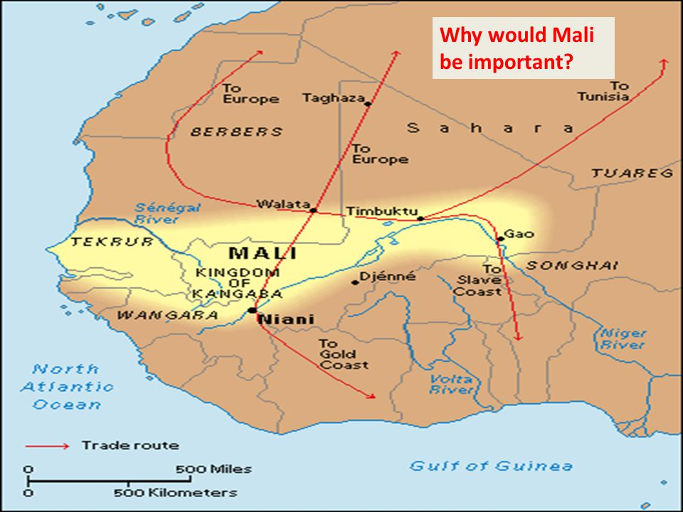 Why would Mali be important