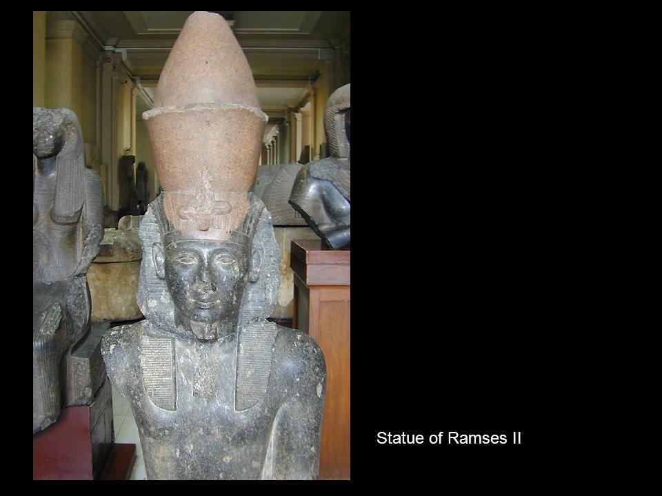Statue of Ramses II