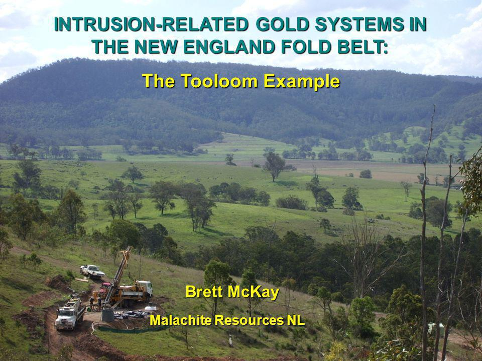 INTRUSION-RELATED GOLD SYSTEMS IN THE NEW ENGLAND FOLD BELT: