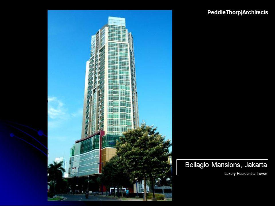 Bellagio Mansions, Jakarta