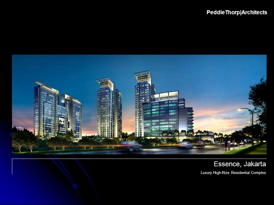 Essence, Jakarta PeddleThorp|Architects