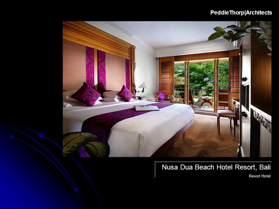 Nusa Dua Beach Hotel Resort, Bali