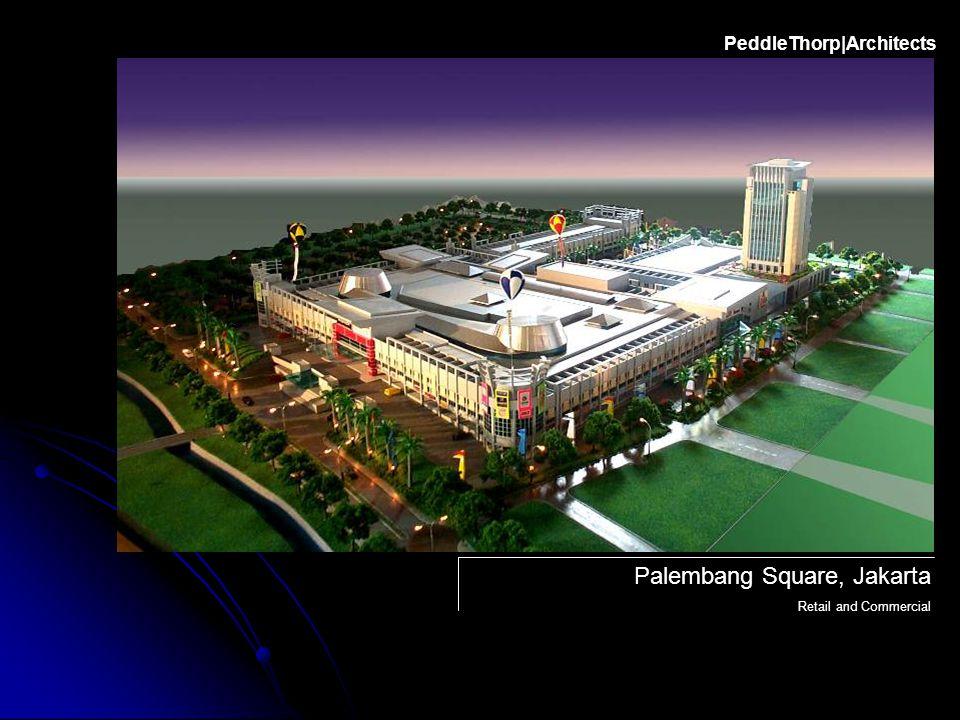 Palembang Square, Jakarta