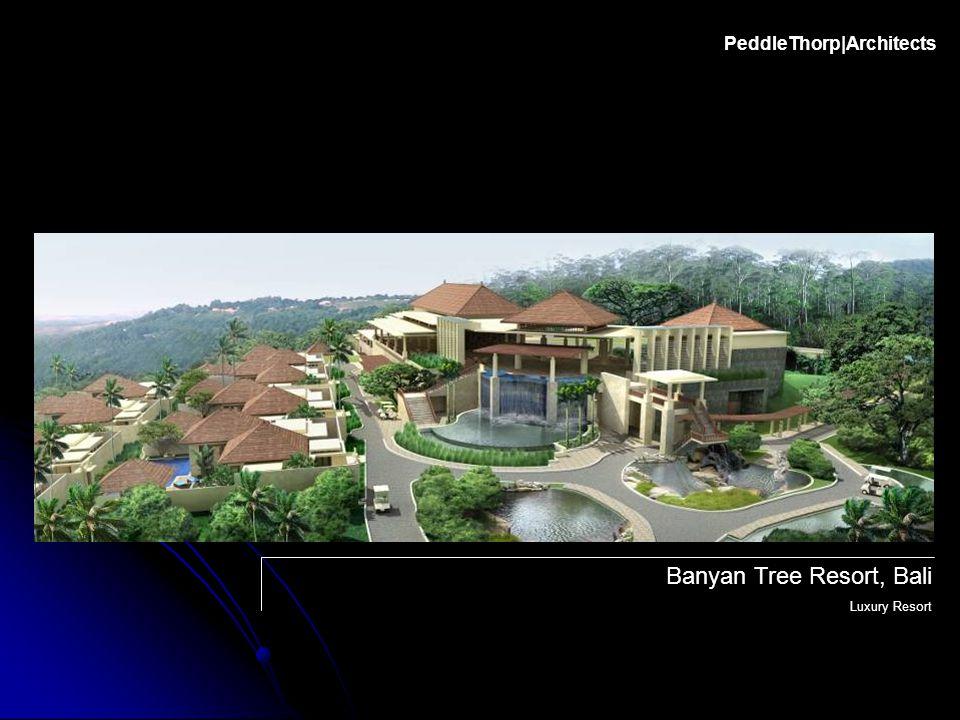 Banyan Tree Resort, Bali