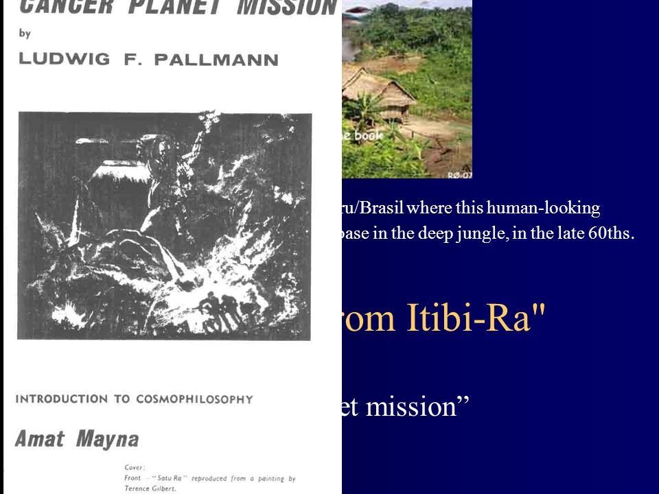 Ufocontact from Itibi-Ra