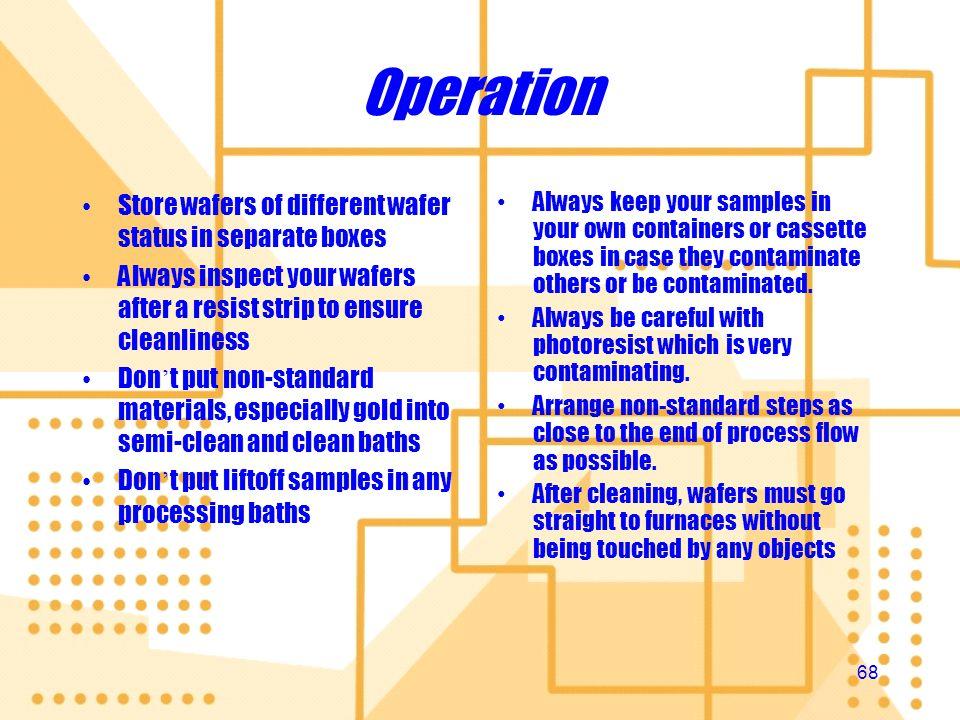 MFF Operation Training Handout