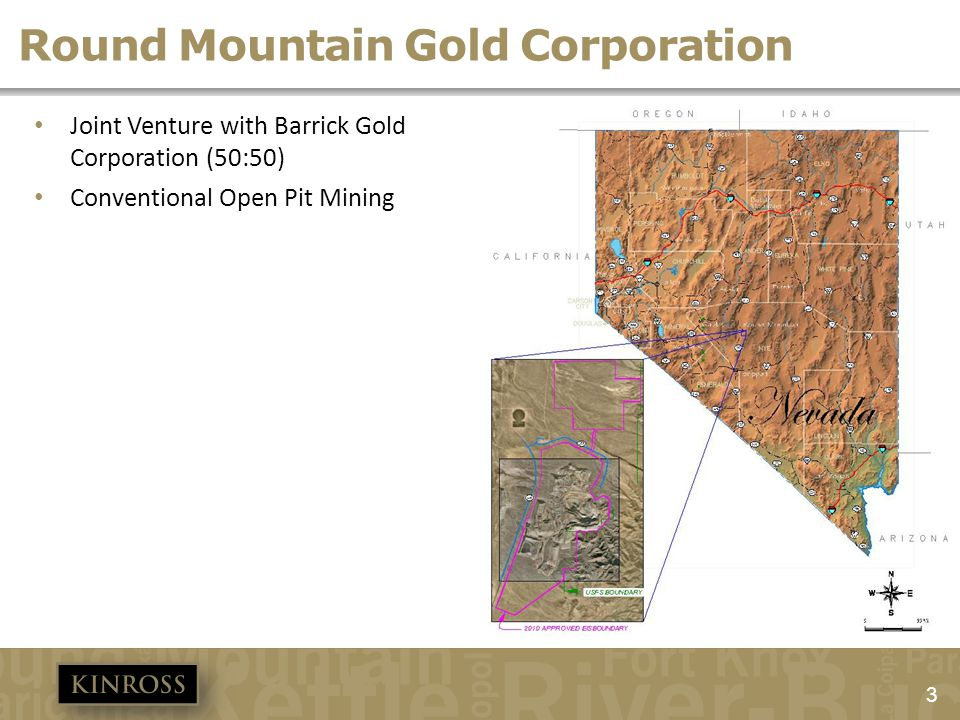 Round Mountain Gold Corporation