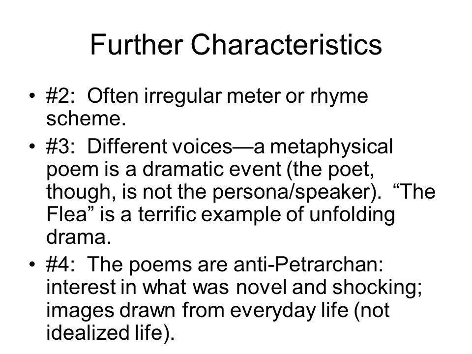 Further Characteristics
