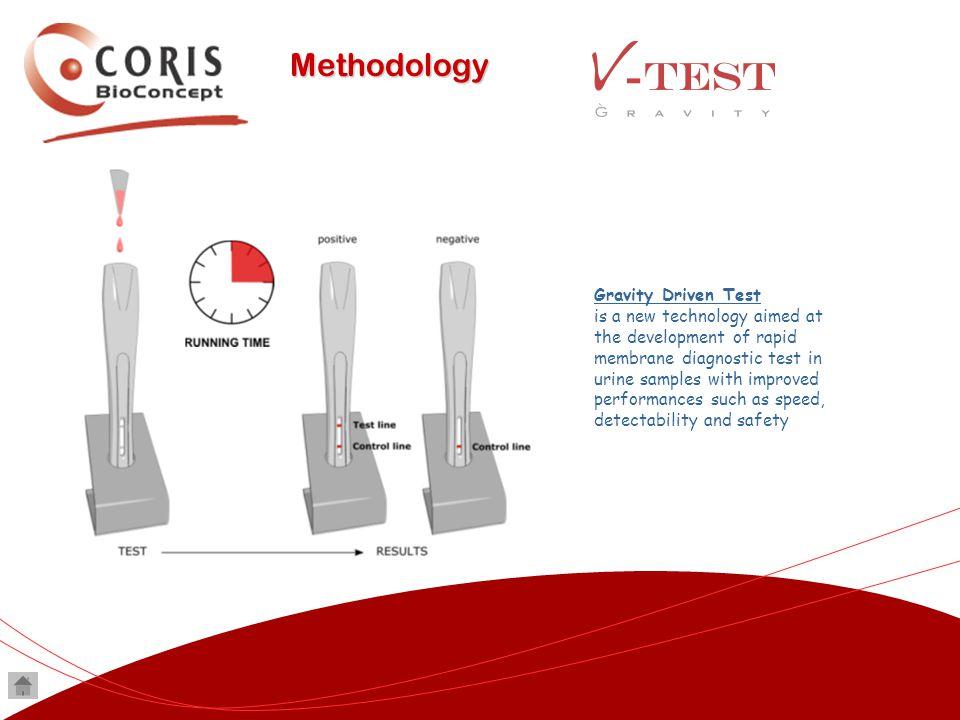 Methodology Gravity Driven Test