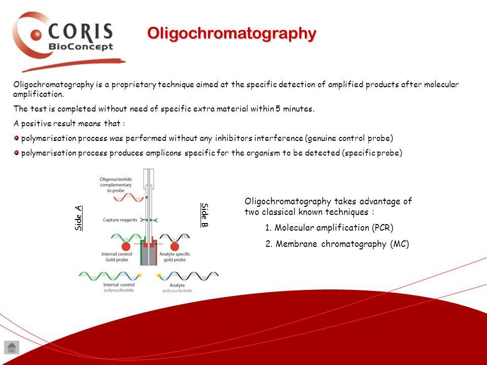 Oligochromatography