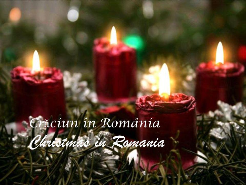 Crăciun în România Christmas in Romania