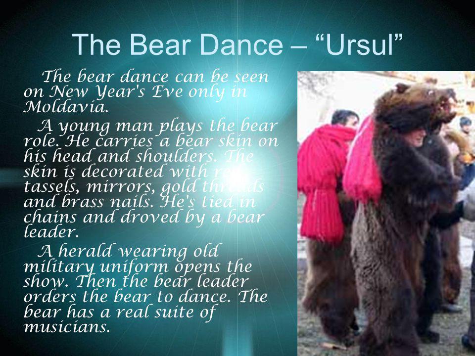 The Bear Dance – Ursul