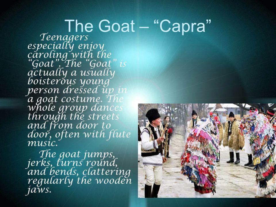 The Goat – Capra