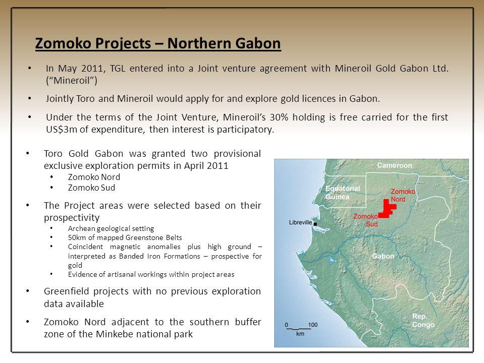 Zomoko Projects – Northern Gabon