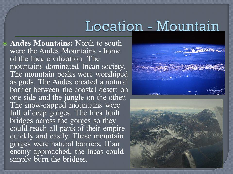Location - Mountain