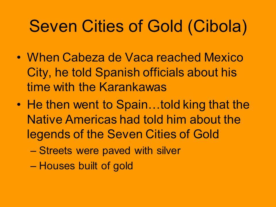Seven Cities of Gold (Cibola)