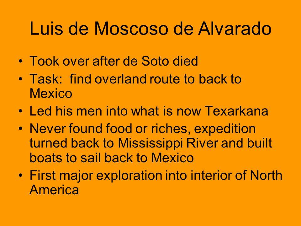 Luis de Moscoso de Alvarado