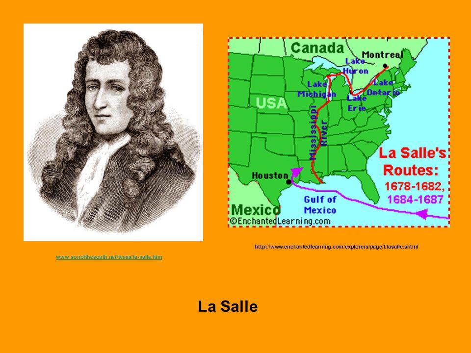 La Salle www.sonofthesouth.net/texas/la-salle.htm