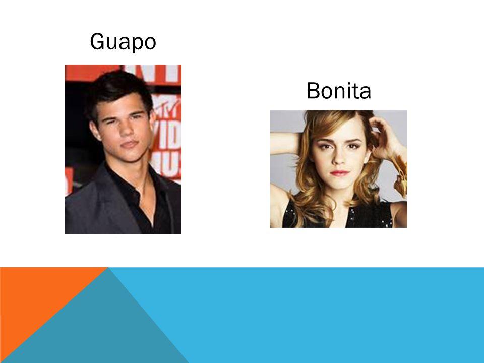 Guapo Bonita
