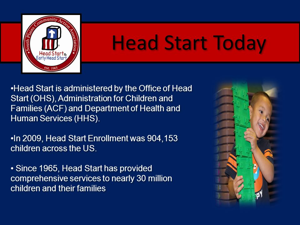 Head Start Today