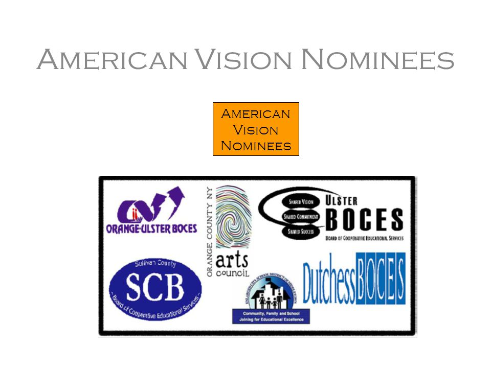 American Vision Nominees