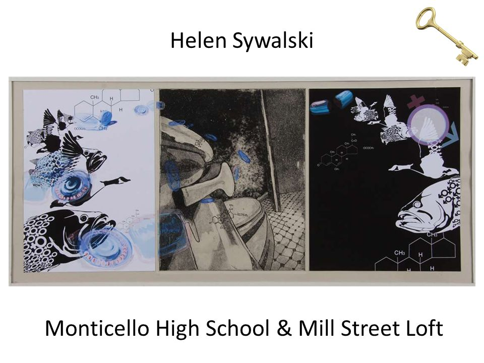 Monticello High School & Mill Street Loft