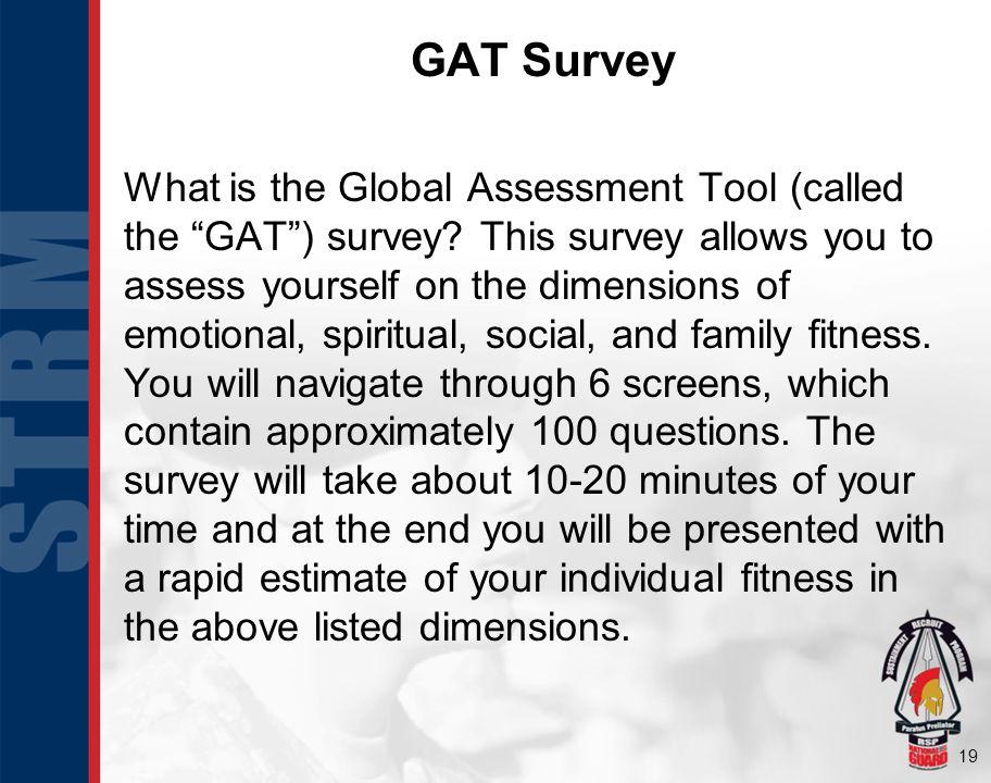 GAT Survey