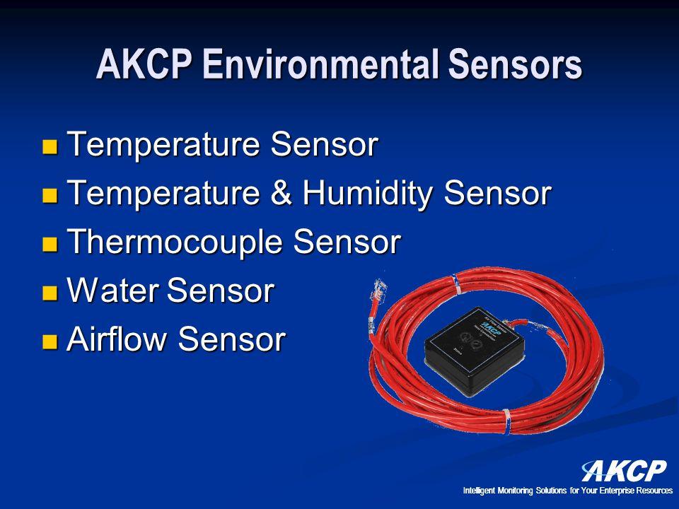 AKCP Environmental Sensors