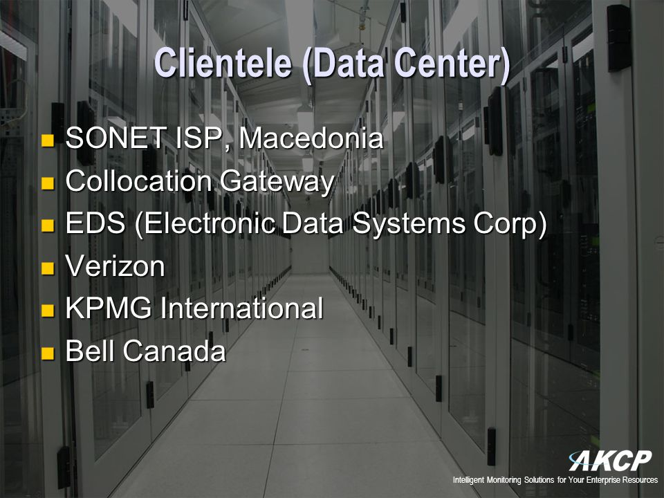 Clientele (Data Center)