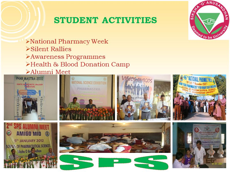 SPS STUDENT ACTIVITIES Silent Rallies Awareness Programmes