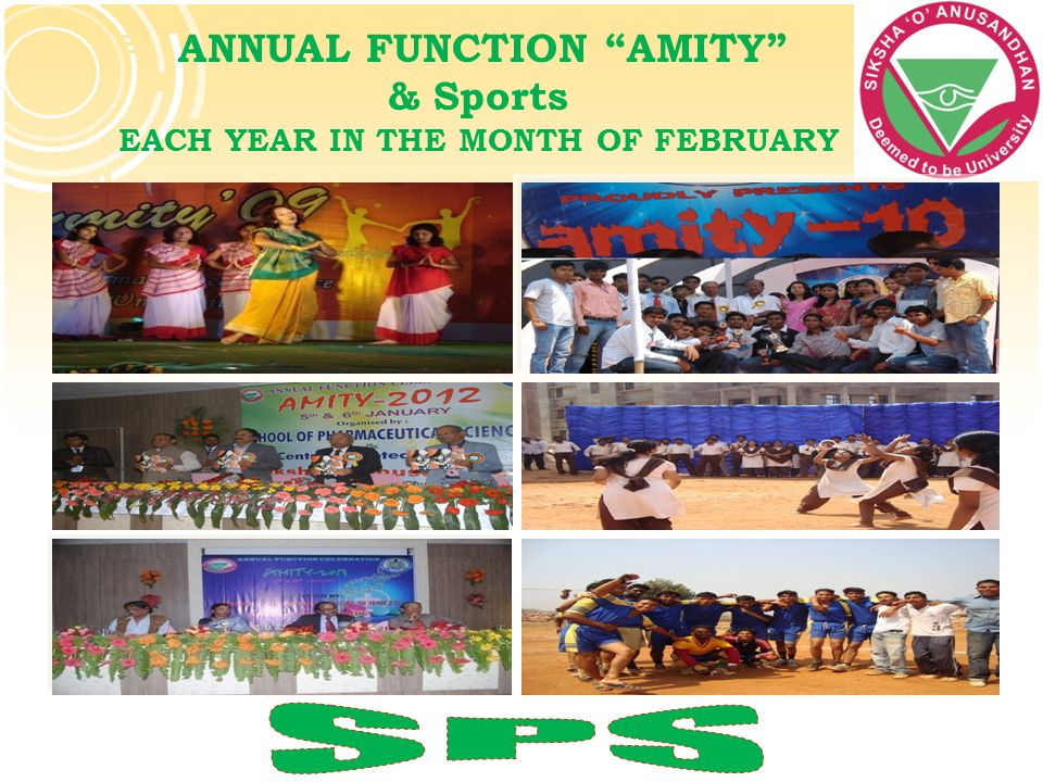 ANNUAL FUNCTION AMITY