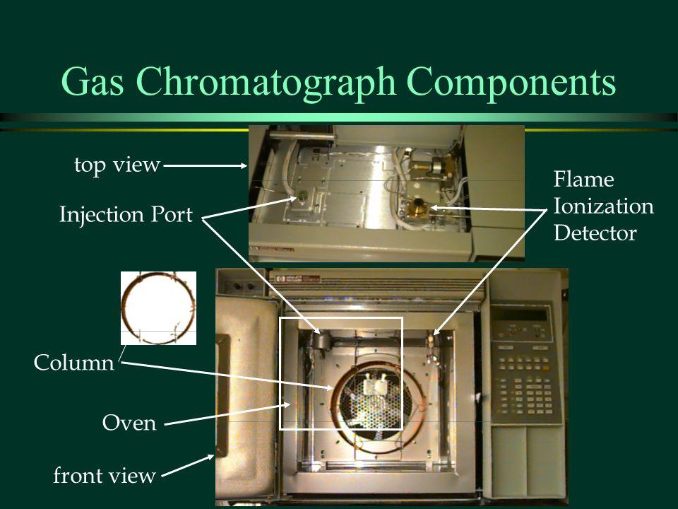 Gas Chromatograph Components