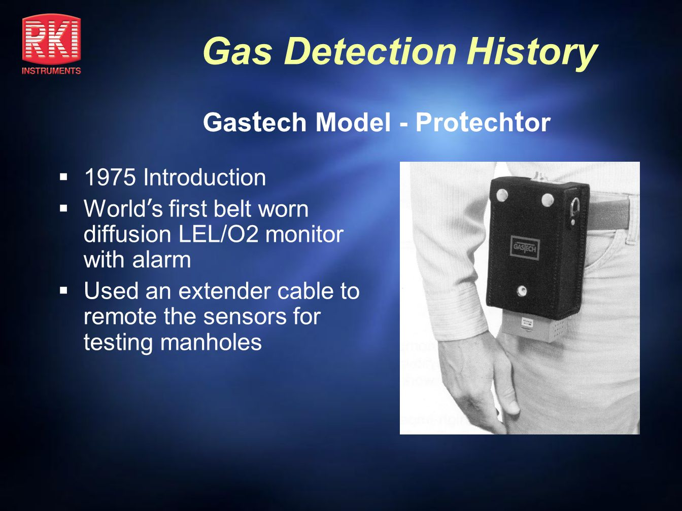 Gastech Model - Protechtor