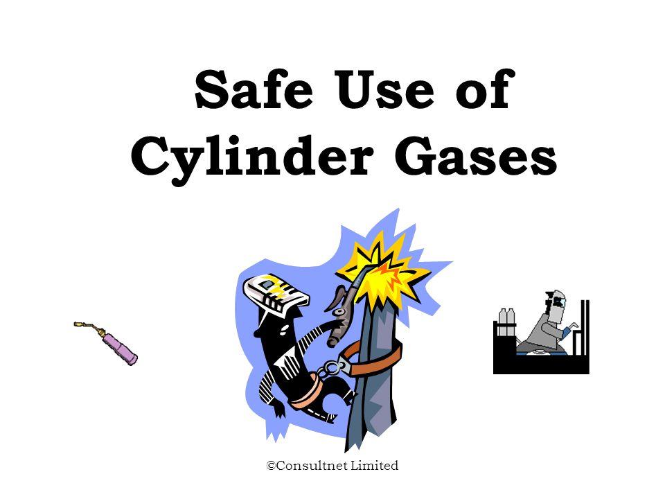 Safe Use of Cylinder Gases