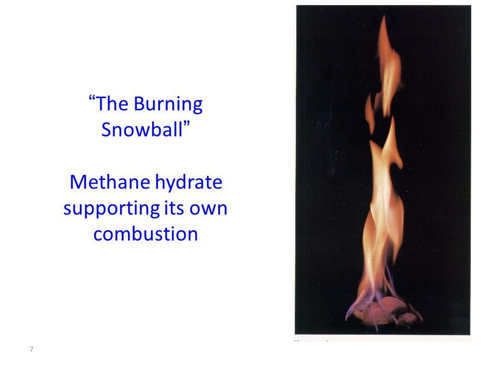 The Burning Snowball