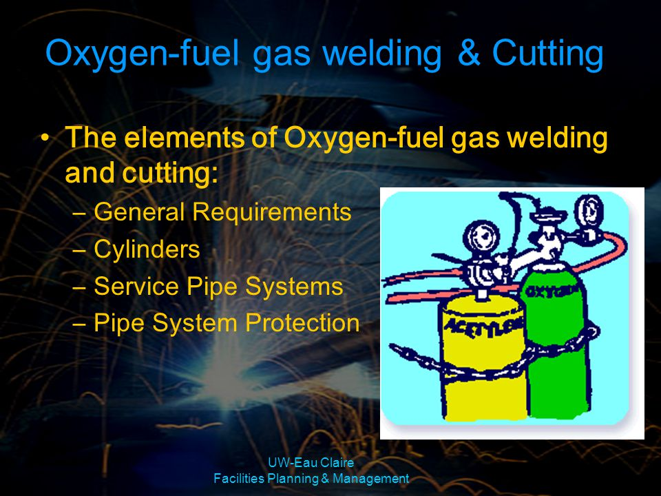 Oxygen-fuel gas welding & Cutting
