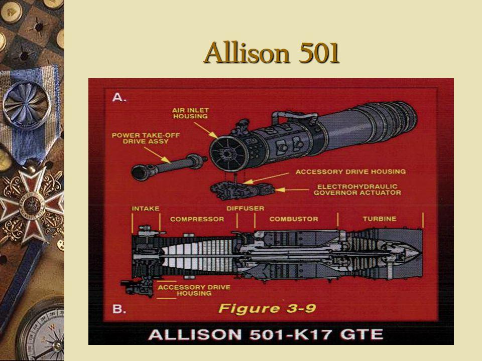 Allison 501