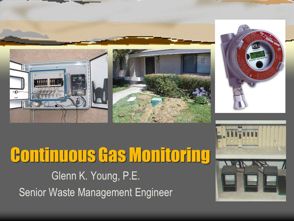 Continuous Gas Monitoring