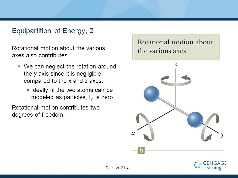 Equipartition of Energy, 2