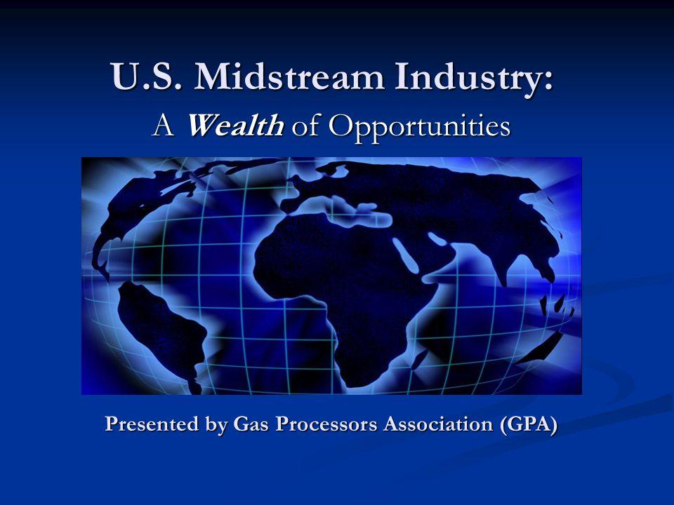 U.S. Midstream Industry: