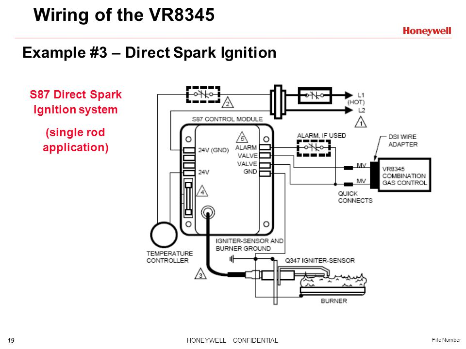S87+Direct+Spark+Ignition+system+%28single+rod+application%29 vr8345 universal electronic ignition gas valve training module Robertshaw Gas Valves Troubleshooting at cos-gaming.co
