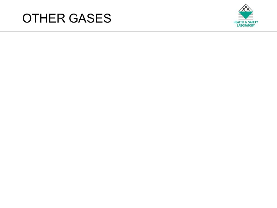 OTHER GASES