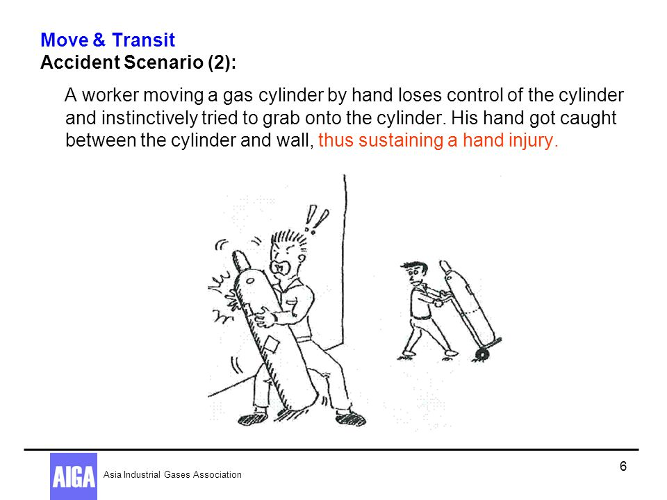 Move & Transit Accident Scenario (2):