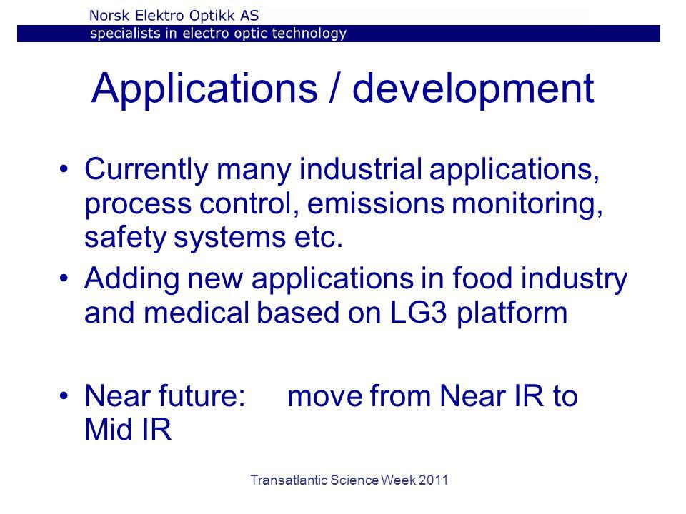 Applications / development