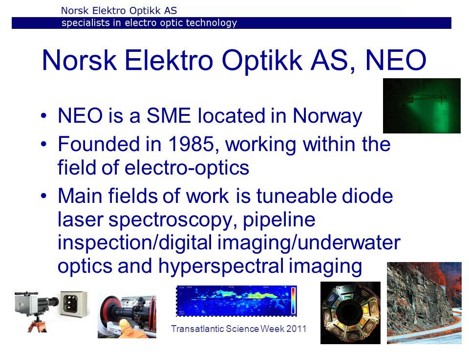 Norsk Elektro Optikk AS, NEO