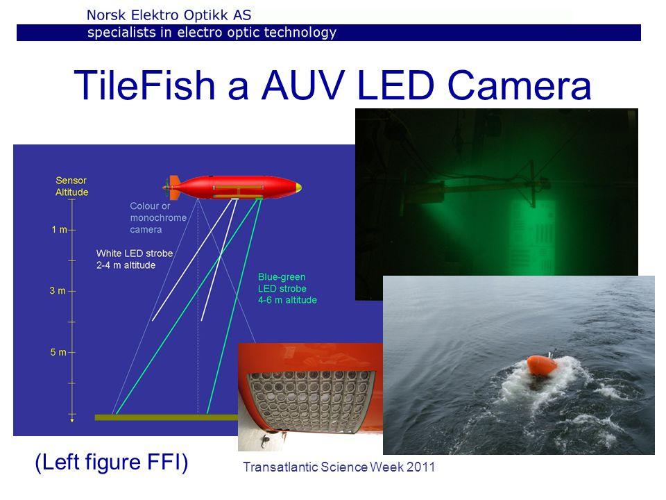 TileFish a AUV LED Camera