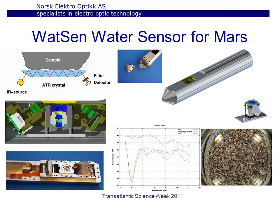 WatSen Water Sensor for Mars