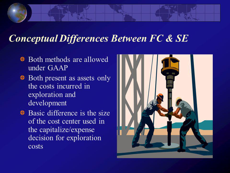 Conceptual Differences Between FC & SE