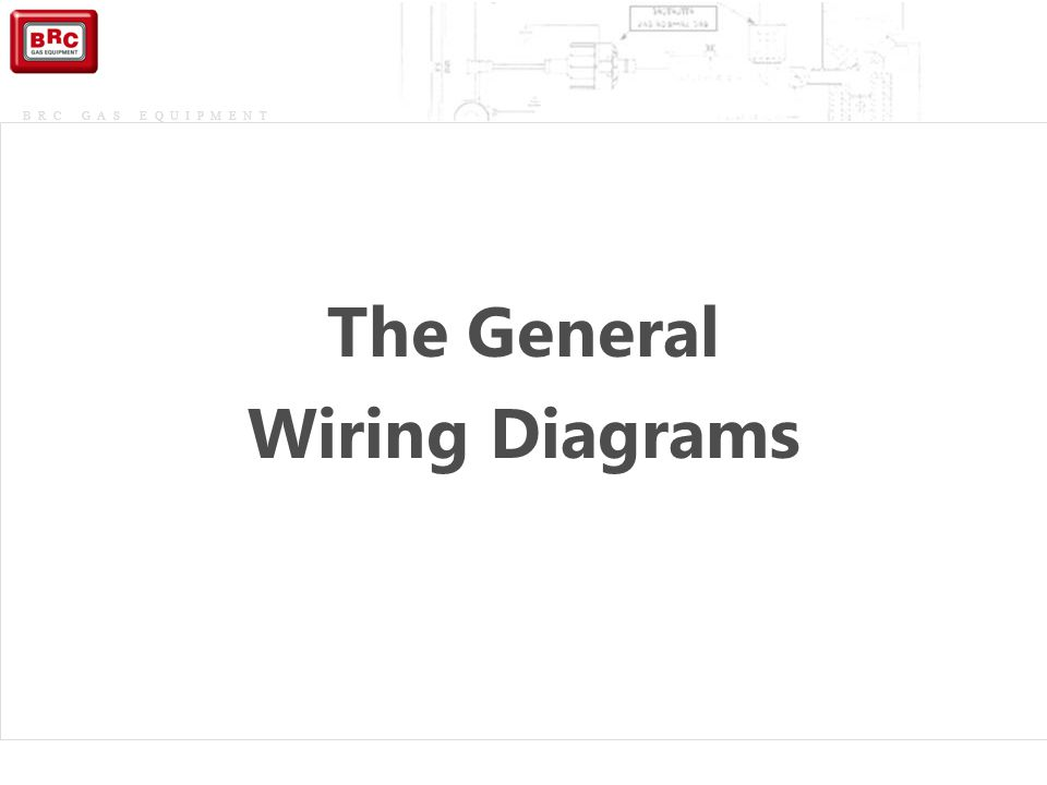 The General Wiring Diagrams