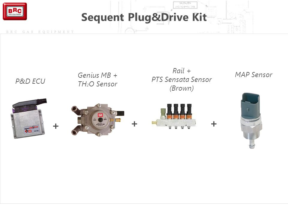 Sequent Plug&Drive Kit